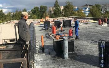 СРО «Союз профессиональных строителей» держит на контроле ситуацию с капитальным ремонтом в детском саду «Ветерок» г. Архангельска