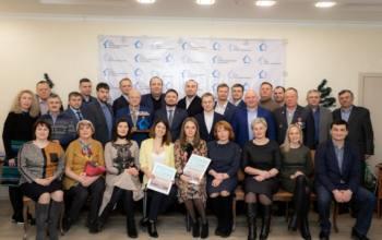 В СРО «Союз профессиональных строителей» наградили лучших строителей