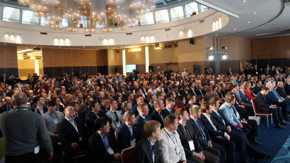 В Санкт-Петербурге проходит XIX Всероссийский съезд строительных саморегулируемых организаций