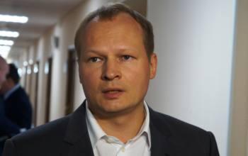Вице-президент Национального объединения строителей НОСТРОЙ Антон Мороз поздравил строителей с профессиональным праздником