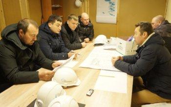 СРО «Союз профессиональных строителей» проводит внеплановую проверку ООО «Белый дом» на объекте в Северодвинске
