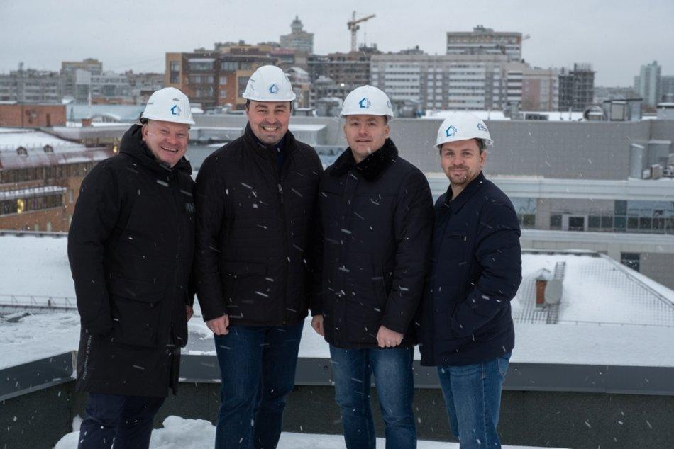 СРО «Союз профессиональных строителей» поздравляет своих коллег и друзей с наступающим Новым годом