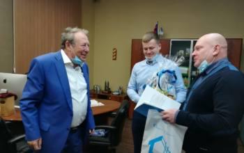Сегодня юбилейный день рождения отмечает директор «Агентства-ТС» Григорий Тарасулов