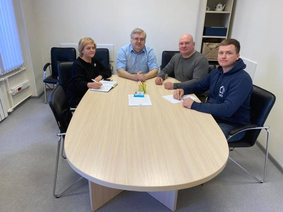Вопросы взаимодействия и перспективы сотрудничества обсудили руководители саморегуляторов Мурманска и Архангельска