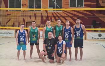 Команда СРО «Союз профессиональных строителей» успешно выступила на XI Фестивале пляжного волейбола, посвященного Дню строителя