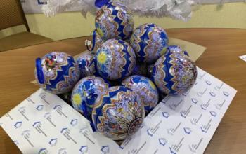 СРО «Союз профессиональных строителей» подготовила новогодние подарки для детей