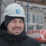 Рабочая встреча на объекте участника СРО «Союз профессиональных строителей» ООО «Белый дом»
