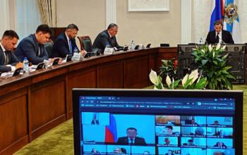 Ирек Файзуллин обсудил с главой Архангельской области Александром Цыбульским реализацию программ нацпроекта «Жилье и городская среда»